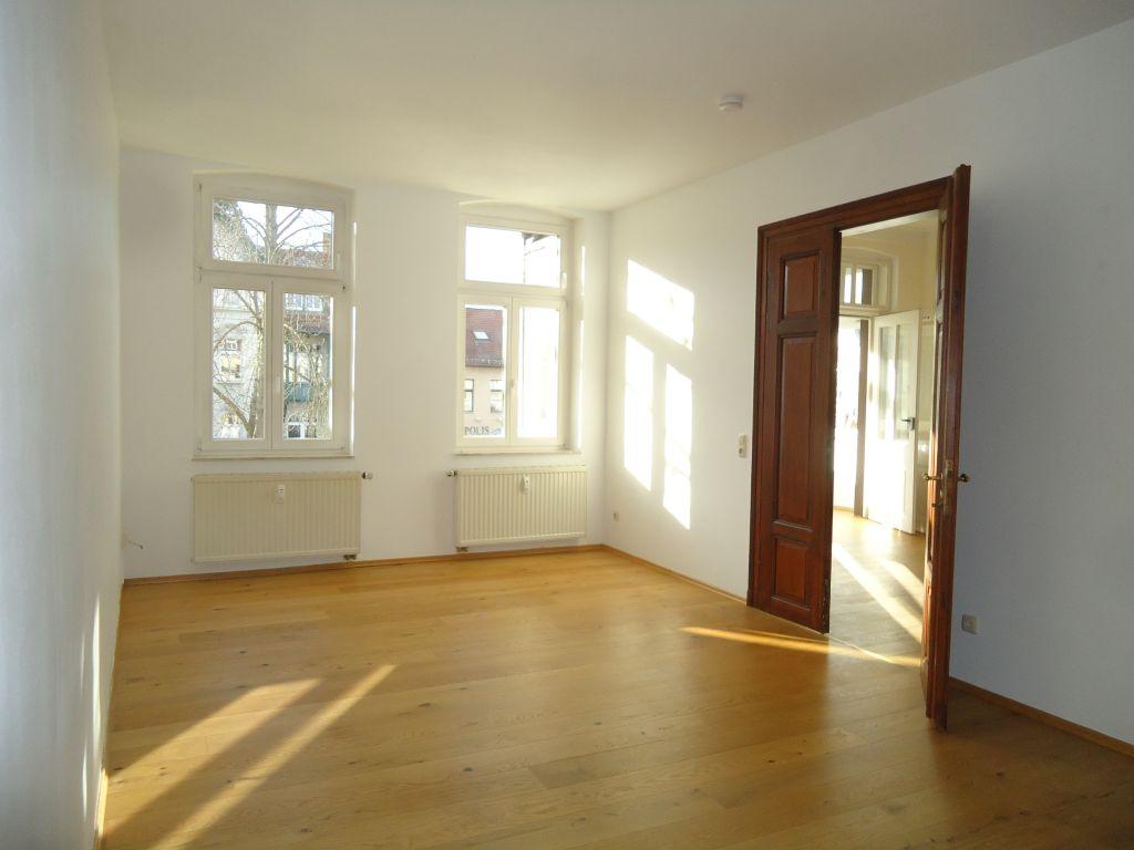 4 Raum Wohnung Im Bürgergarten Mit Balkon Ca 109 M² Droese Gmbh